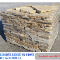 Prirodni kamen Struganik