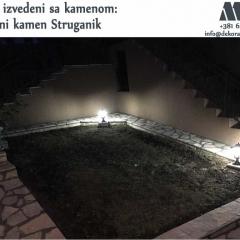Lomljeni kamen Struganik