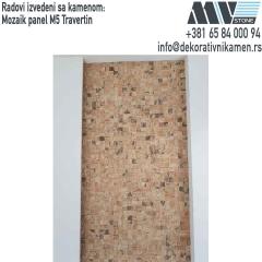 Prirodni-kamen-MV-Stone_Mozaik-panel-M5_Travertin-mozaik-kamen